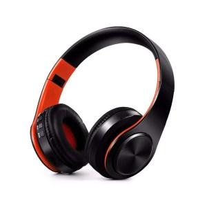 Folding Bluetooth Wireless Headphones