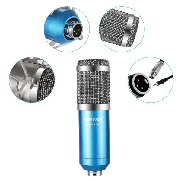 NW-800 Professional Condenser Microphone 5
