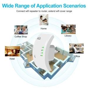 300 Mbps Wireless WiFi Repeater WiFi Booster WiFi Amplifier