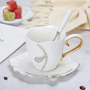 Diamonds Design Coffee Mug