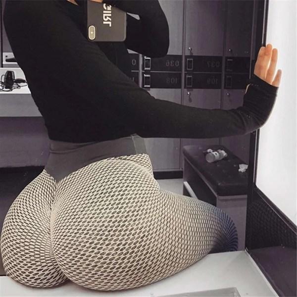 High Waist Workout Gym Pants 2