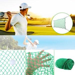 Outdoor 2M x 2M Golf Practice Nylon Netting