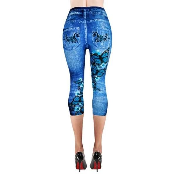 Women Summer Leggings Jeans Style 16