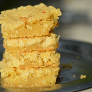 Healthy Mysore Pak Low sugar