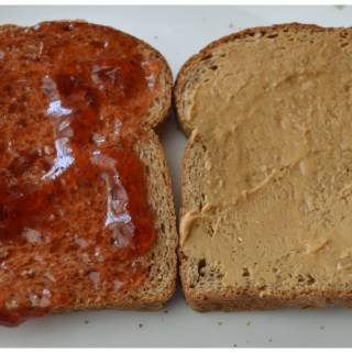 How you can save up to 150 calories on a PB&J sandwich