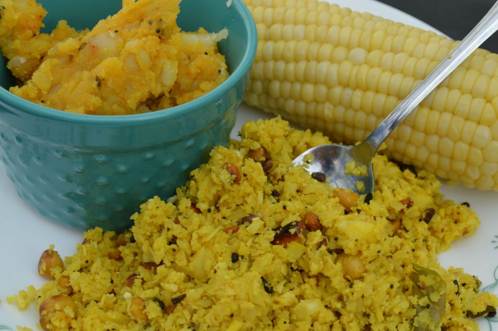 Lemon rice combination