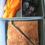 Kids lunch box healthy