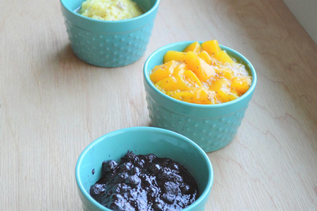 Healthy fruit Jams