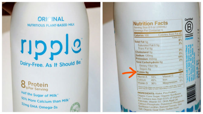 All about vegan milk - rice milk, coconut milk, almond milk