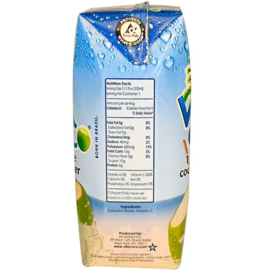 coconut water without preservatives