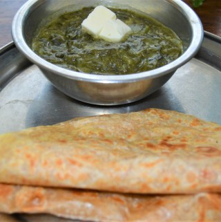 Creamy Saag Recipe without using cream (Instant Pot)