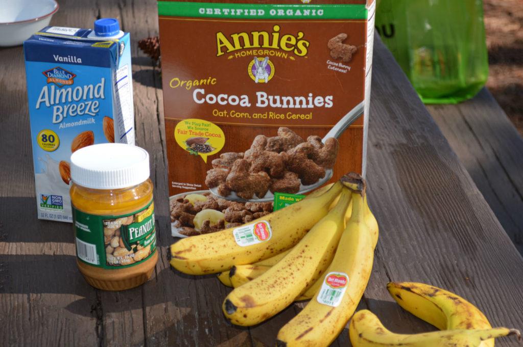 Camp easy breakfast