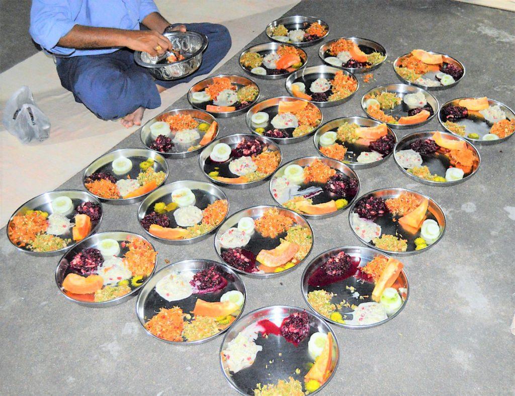Raw food Indian Style recipe