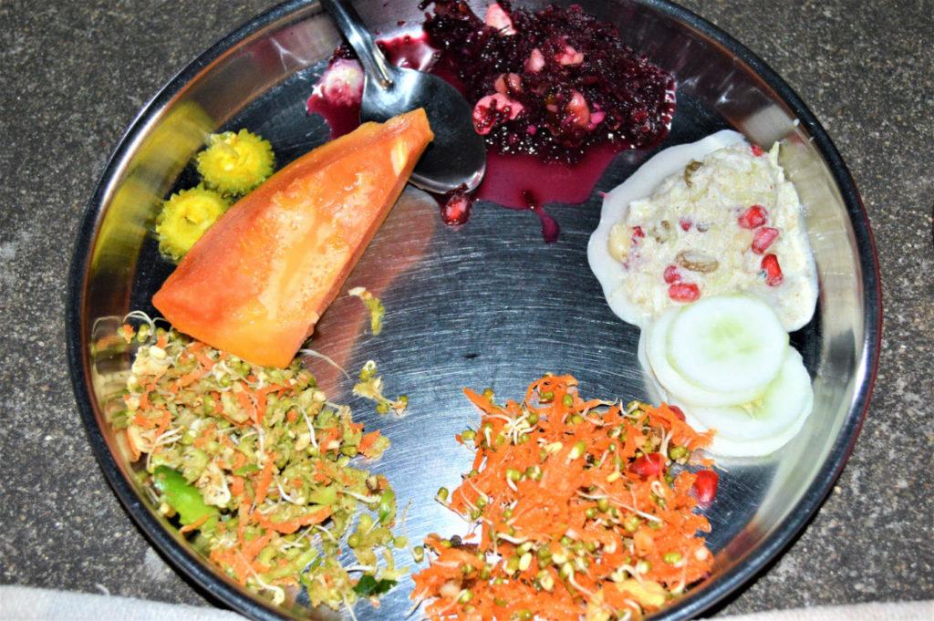 Indian Raw Food
