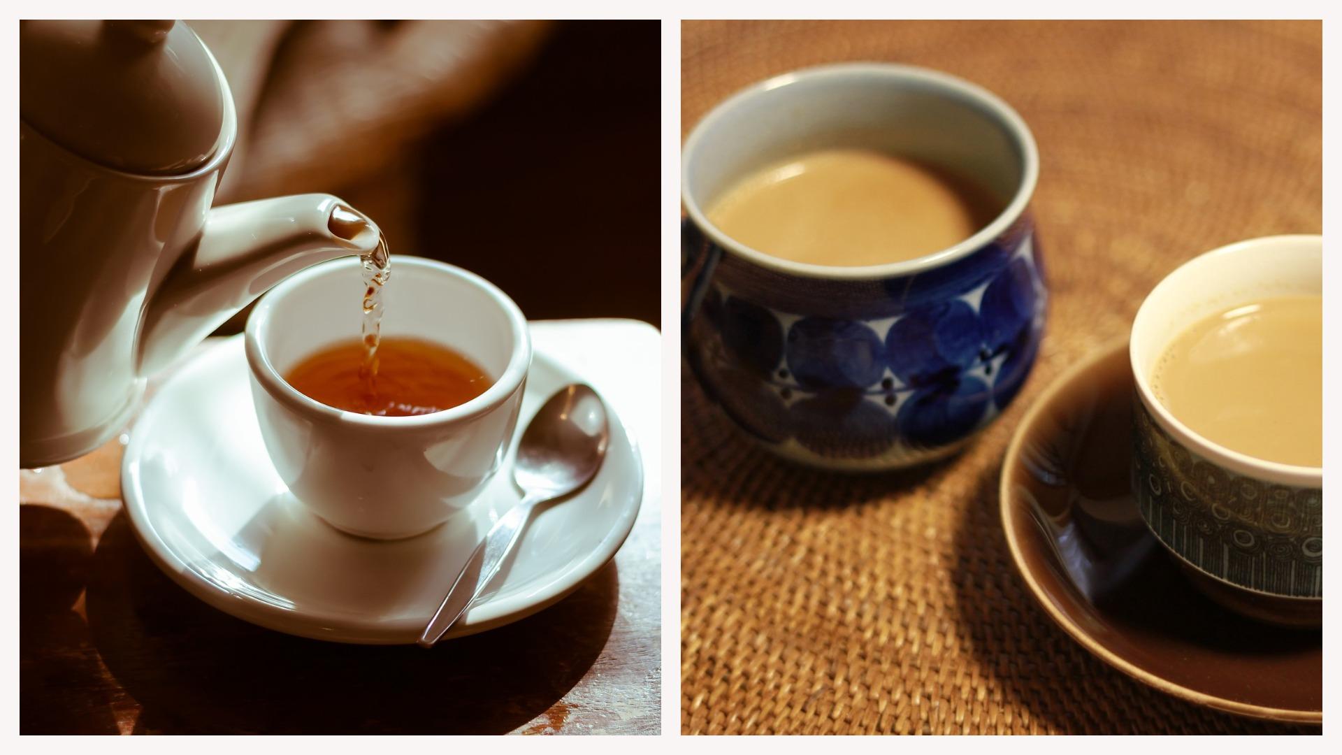 Chai vs Green tea health benefits