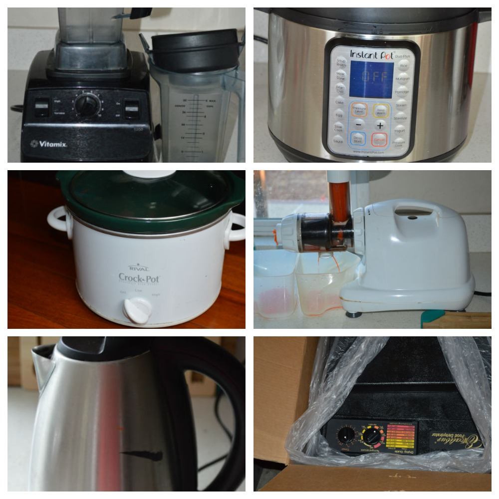 3 best worst kitchen appliances