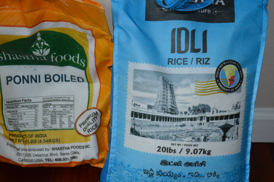 Idli rice vs boiled rice