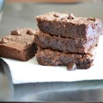 Fudgy Flax Brownie recipe