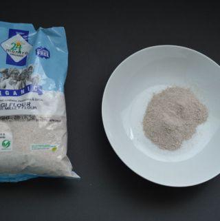 Ragi flour finger millet