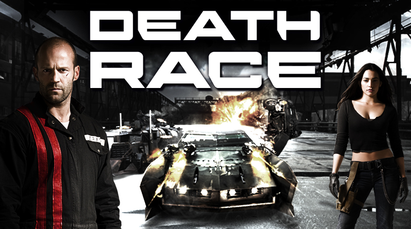 Death Race Movie Page DVD Blu Ray Digital HD On