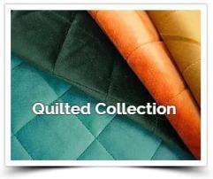 Quilted Velvet