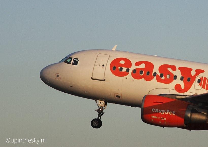 30 passagiers van vlucht easyJet geschrapt