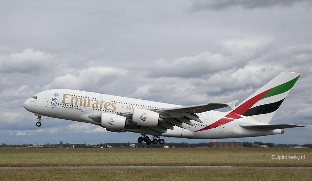 Emirates tegen vertraagde passagier: WTF