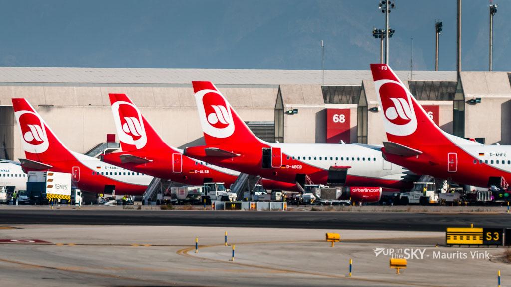 'Qatar Airways zoekt personeel bij airberlin'