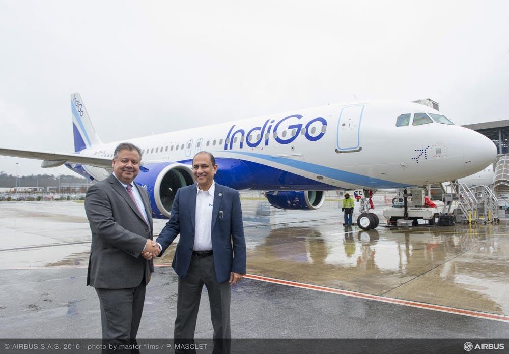 IndiGo beperkt vlieghoogte A320neo