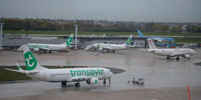 Transavia France viert tiende verjaardag
