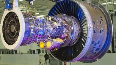 Pratt & Whitney 1100G-motor