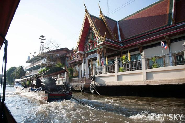 Canals Thonburi