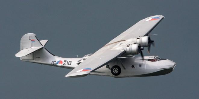 PBY-5A Catalina PH-PBY © Leonard van den Broek