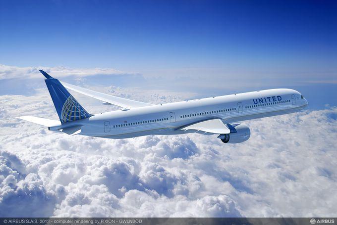 Tegenslag voor Airbus: United stelt komst A350 uit