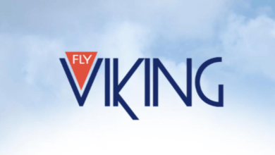 Logo Fly Viking - (c) Fly Viking