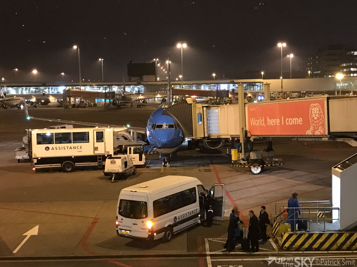 Flight Review: KLM B737-800 Economy class | Video