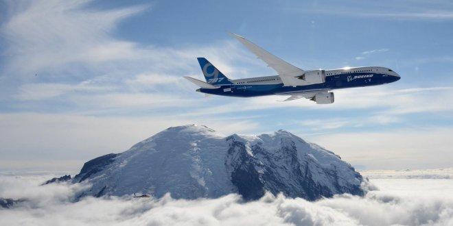 Boeing 787 streeft 767 voorbij