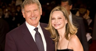 Harrison Ford en zijn vrouw Calista Flockhart - ©Mireille Amphilhac