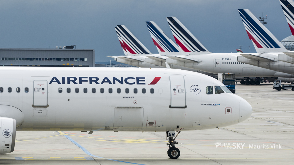 Cabinepersoneel Air France dreigt met staking
