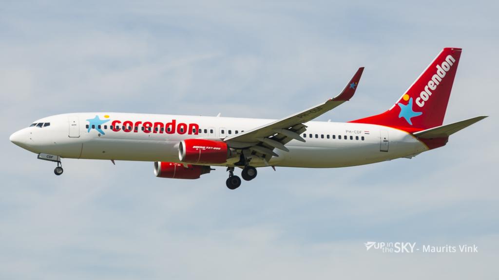 Corendon zet derde airline op
