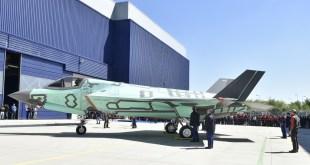 De eerste niet in de VS gebouwde F-35B - ©Italiaanse luchtmacht