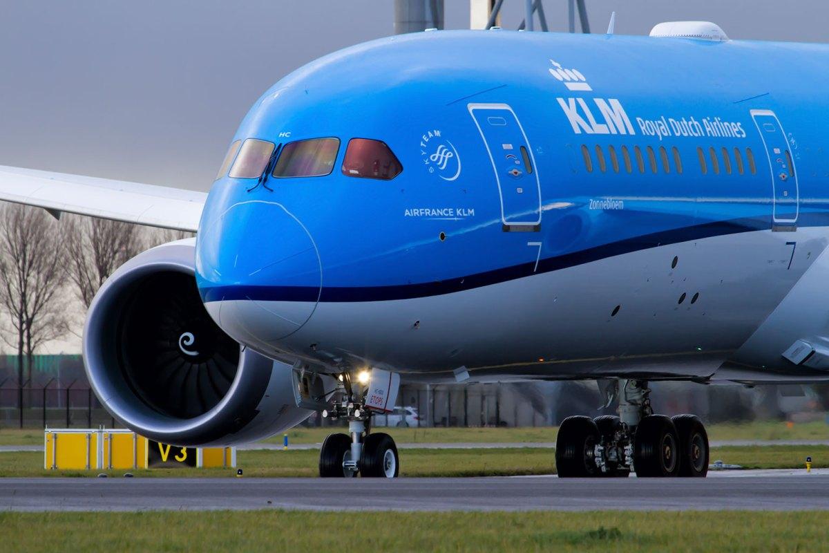 Lijstje: op deze routes zet KLM de 787 Dreamliner in