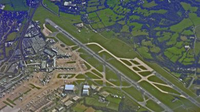 Manchester Airport - ©Philip Capper/Wikipedia