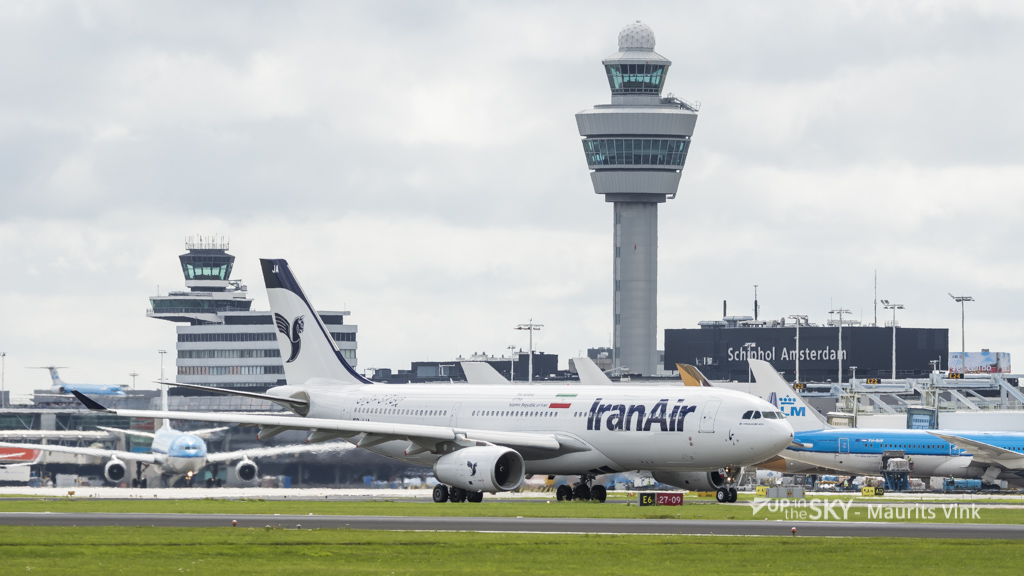 'Schiphol moet verhuizen naar Flevoland'