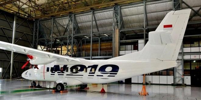Indonesische N219 maakt eerste vlucht