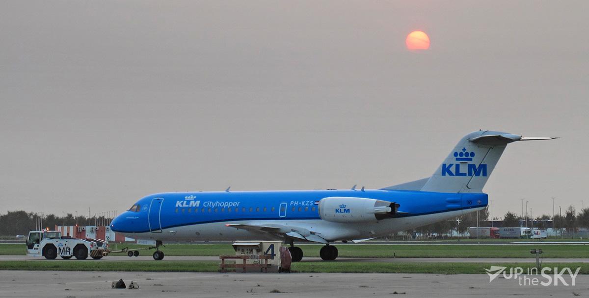 Ode aan de Fokker