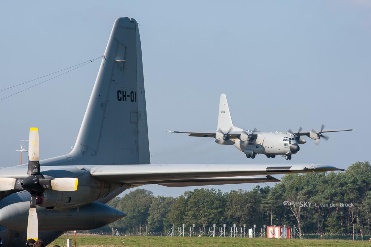 Belgische luchtmacht snijdt in transportvloot