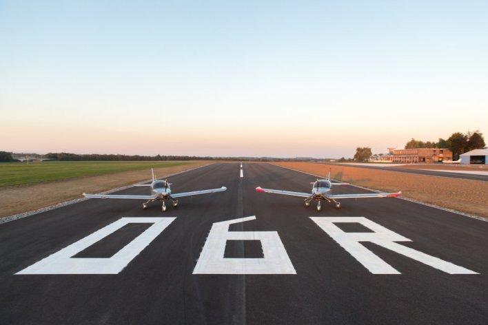 Sonaca 200 op vliegveld Namen, © Sonaca Aircraft