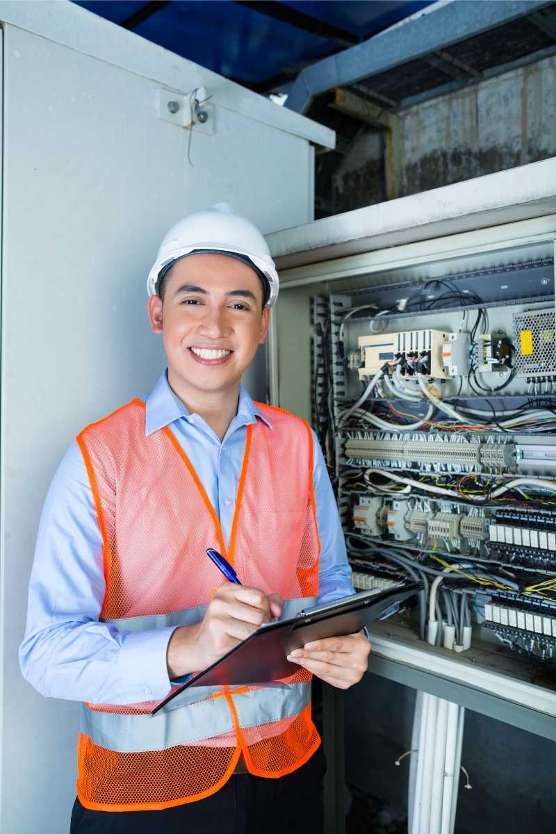 Non-domestic Electrical Safety Certification