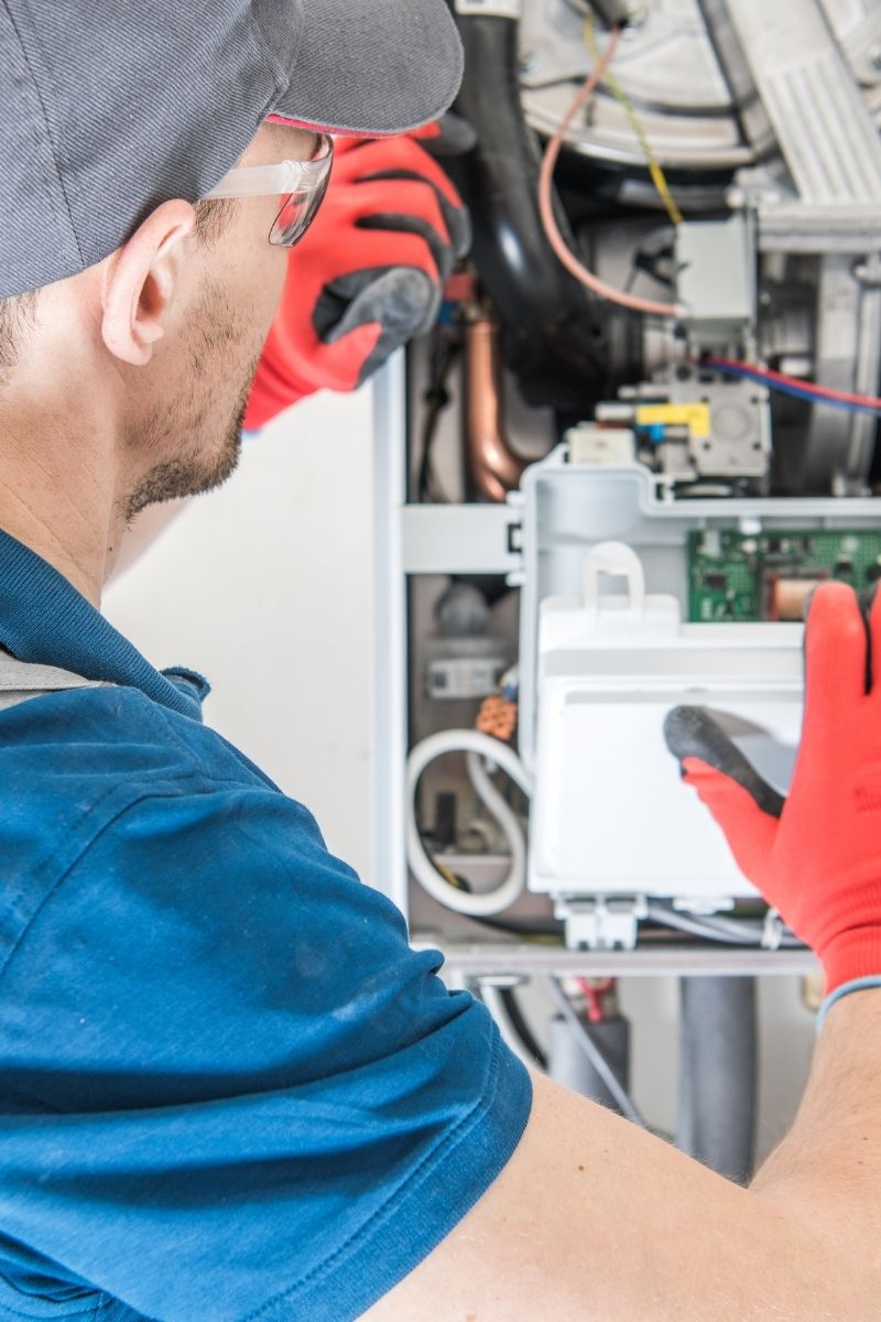 Gas Boiler Replacement Services